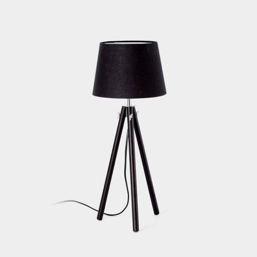 Black Table Lamp